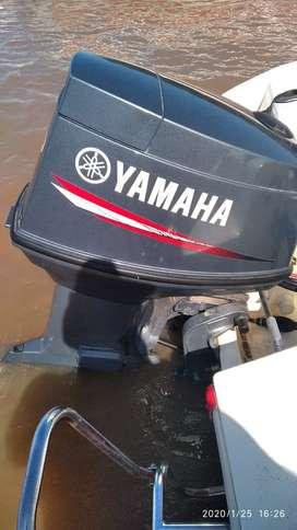 Lancha tango 470 .yamaha 60 hp