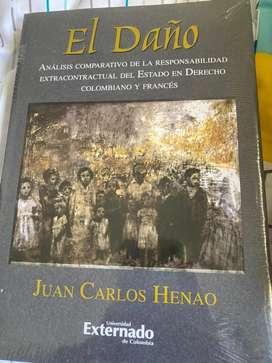 Libro de responsabilidad extracontratual del estado
