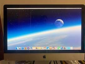 CAMBIO O VENDO iMac 27 pulgadas - Vendo o Cambio