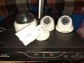 Cámaras de seguridad o vigilancia
