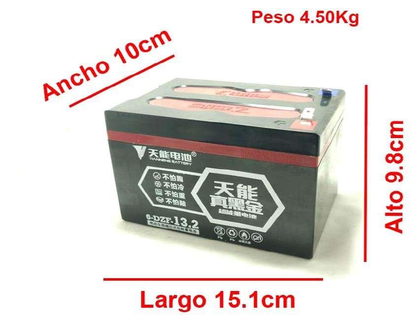 Baterías para Bicicletas, Scooter y motos eléctrica nuevas de plomo grafeno Tianneng!!! 0