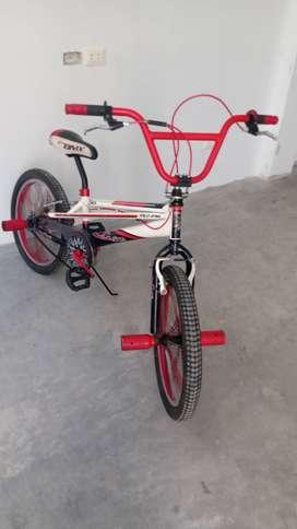 Venta bicicleta BMX