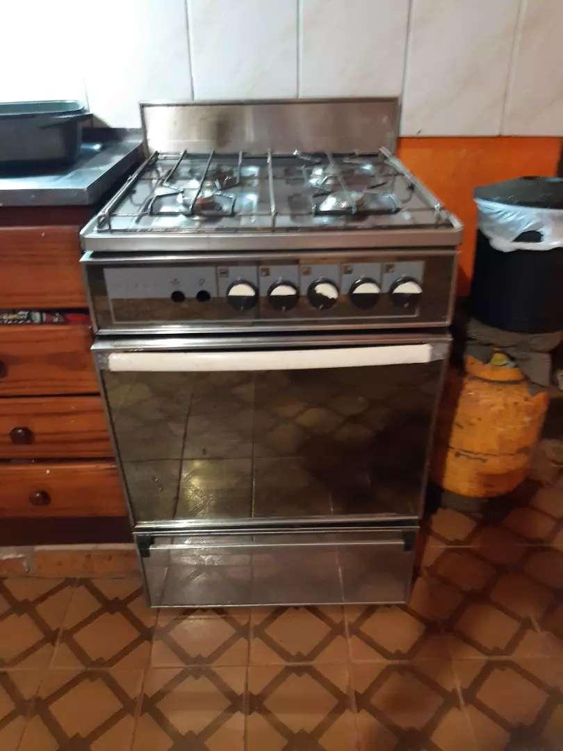 Cocina volcán 0