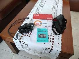 Vendo cámara de fotos Canon