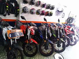 MOTOS HONDA, FREEDOM Y TV S