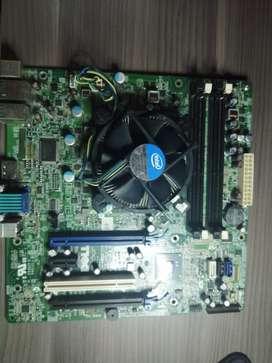 board marca dell con procesador i5 2400