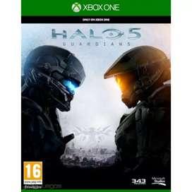 Halo 5 Guardians Nuevo Xbox one
