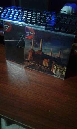 Vendo o Permuto 2 CDs de Pink Floyd: Animals/Dark side of the Moon (ORIGINALES)