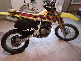 Vendo dr 350 tomo moto