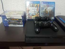 Play 4 Slim Cambio X Gamer