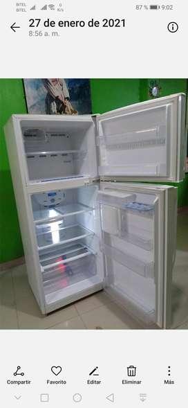 Refrigeradora seminueva samsung