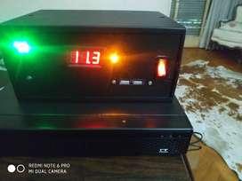 UPS (Unidad Autonoma de Energia)- Para DVR y Camaras de seguridad