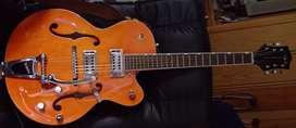 Guitarra gretsch hollow body, electromatic g5120