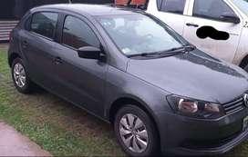 VW Gol Trend 5p 2014 - Pack 1 - 58000 km