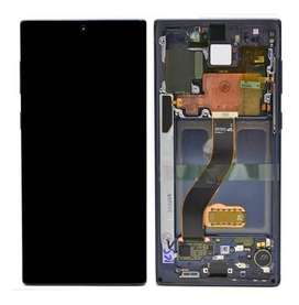 Pantalla Samsung A10 A20 A20S  A30 A30S A50 A50S A70 J4 J6 S8 S8 Plus S9 S9 Plus S10 S10 Plus Note 8 Note 9 Note 10 Plus