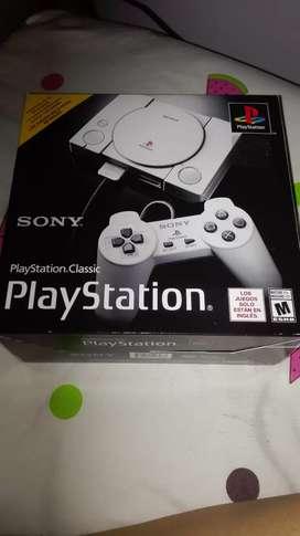 PlayStation 1mini nuevo