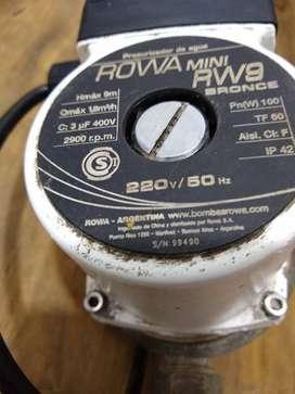 Bomba de Agua Rowa Mini RW9 Bronce