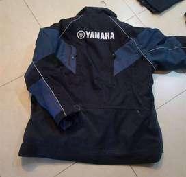 Yamaha Equipo Nuevo Pantalon y Campera especial Para Moto de Nieve o UTV TALLE 3XL