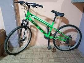 Bicicleta de oportunidad