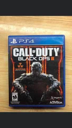 -Call of Duty Black Ops 3 para ps4