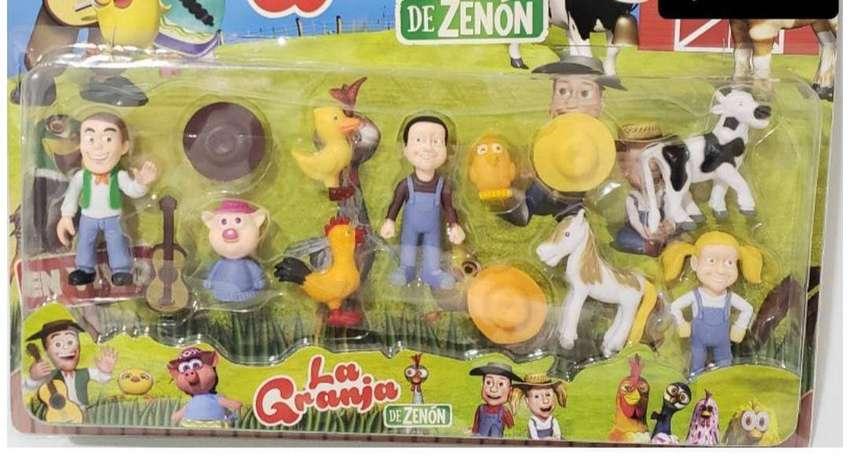 Granja De Zenon X10 Juguetes