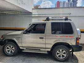 Vendo Mitsubishi Montero 1996