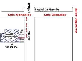 Alquilo Espacio Interior Amplio 123 M2 En Izaga 220