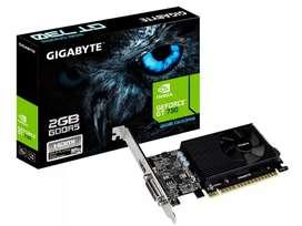 Tarjeta de Vídeo Nvidia GeForce Gt730 2gb