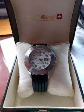 Reloj Dmario Master tech Hora mundial
