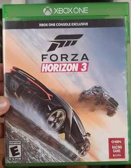 Vendo Forza Horizon 3 exbox one