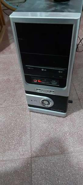 CPU pc Windows 7 2gb ram