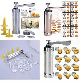 Máquinas para galletas y churros