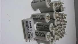 Capacitores nuevos 4uf - 250V