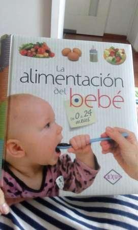 Libro de Lexus sobre Lo Que Come El Bebe