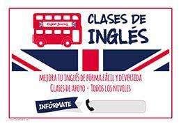 Clases de Inglés a Domicilio o A mi domicilio