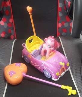 Carro My Litlle Pony Pinkie Pie