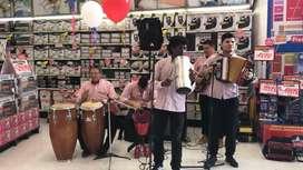 Parranda Vallenata Los Únicos del Vallenato Grupo vallenato y Orquesta