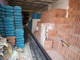 Se vende depósito de materiales y ferretería con dos sedes en el barrio popular y Andalucía, excelente negocio