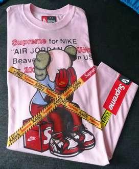 Camiseta Kavs Nike Supreme