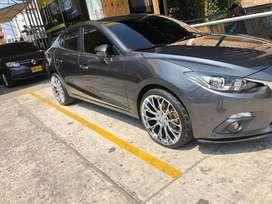 Mazda 3 Touring Sport Gris Meteoro Full Equipo