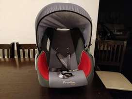 Silla De Auto Para Bebé - Sillita Huevito