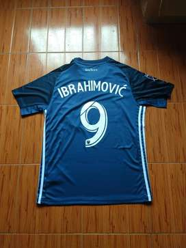 Camiseta Galaxy 9 Ibrahimovic 2019