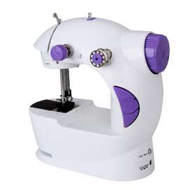 Mini Maquina De Coser Portatil Mini Sewing Machine 4 En 1