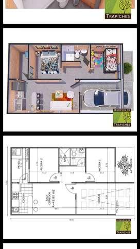 Casa de 1 piso ubicada en trapiches desde 79.900.000