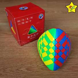 Mastermorphix 6x6 Cubo Rubik Hexamorphix Shengshou Tetaedro
