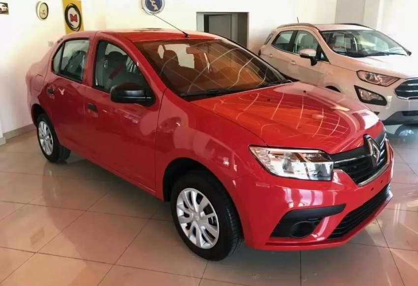 Renault logan con entrega inmediata