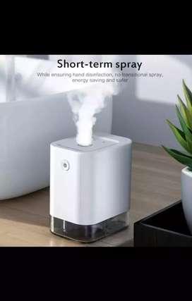 Desinfectante con sensor