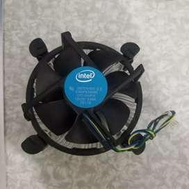 Disipador de procesador Intel refrigeración por aire