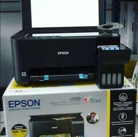 IMPRESORAS EPSON L3150 WIFI y FACTURA