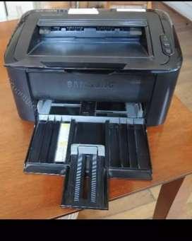 Impresora Samsung 1865w con toner lleno